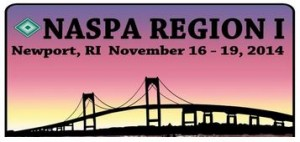 NASPA Region 1 2014 Flyer