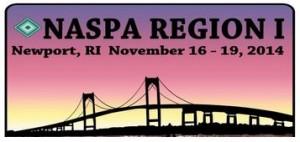 NASPA Region 1 2014 Flyer