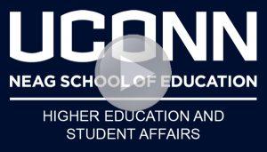 Blue Neag School of Education HESA logo