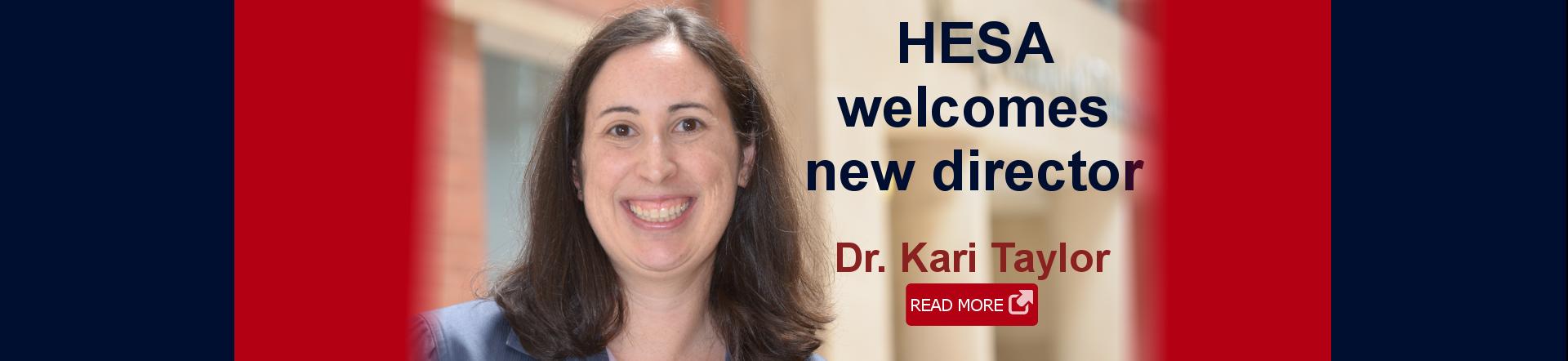 Dr. Kari Taylor